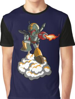 Mega Fett Graphic T-Shirt