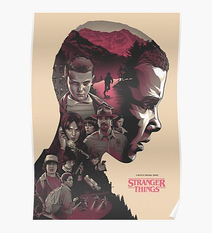 Stranger Things V2 Poster