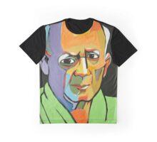 Pablo Picasso Graphic T-Shirt