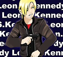Leon Scott Kennedy by Winick-lim