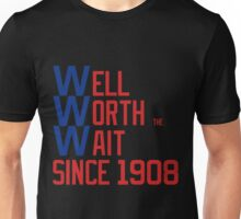 Cubs World Series Cubbies 1908 Curse Unisex T-Shirt