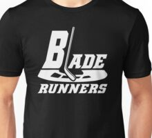 Blade Runners Hockey Team Unisex T-Shirt
