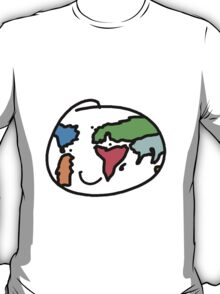 Smiling Earth T-Shirt