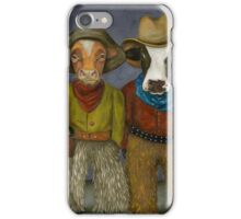 Real Cowboys iPhone Case/Skin