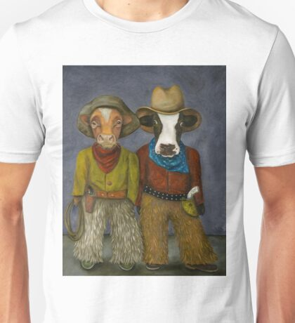 Real Cowboys Unisex T-Shirt