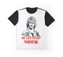 patrick swayze - backoff warchild Graphic T-Shirt