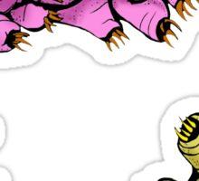 If Tardigrades Did Synchronized Swimming Sticker