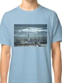 The Shard City Scape London Classic T-Shirt