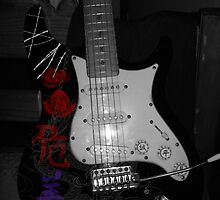 Stratocaster by tagakain