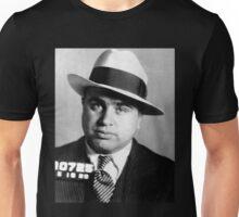 Al Capone Mafia Portrait Unisex T-Shirt