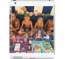 Little Merchants iPad Case/Skin