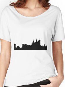 Lyon skyline Women's Relaxed Fit T-Shirt