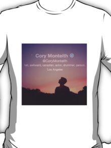 cory monteith T-Shirt