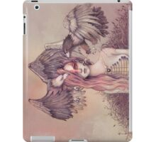 Eagle princess iPad Case/Skin
