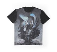 The Carrion Widow from Below the Cliffs Graphic T-Shirt