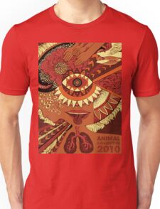 Animal Collective 2010 Unisex T-Shirt
