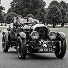 The Opening of the Concours of Elegance 2014  by MarcW