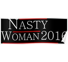 nasty woman 2016 Poster