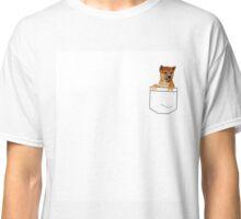 pocket pup Classic T-Shirt