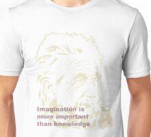 A. Einstein Unisex T-Shirt