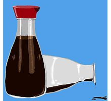 I Have A Soy Sauce Problem Photographic Print