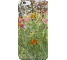 Field Poppies iPhone Case/Skin