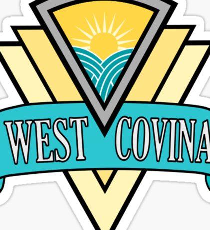 west covina Sticker