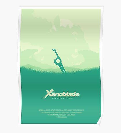 Xenoblade Chronicles Poster