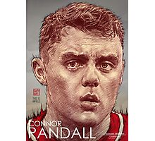 Connor Randall - Liverpool FC Photographic Print