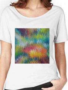 Abstract 158 Women's Relaxed Fit T-Shirt
