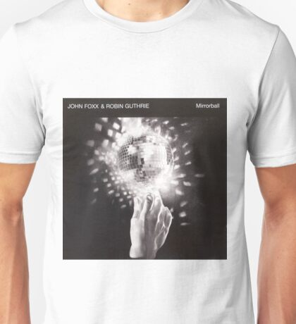 John Foxx - Mirrorball Unisex T-Shirt