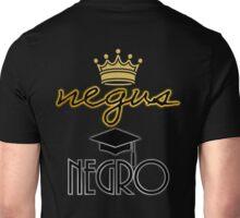 Negus/Negro Unisex T-Shirt