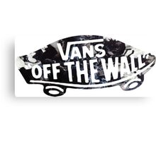 vans off the wall 2 Canvas Print