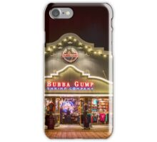Bubba Gump iPhone Case/Skin