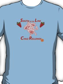 South of the Line T-Shirt