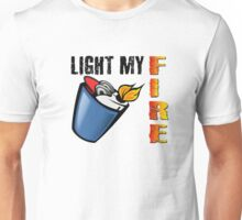 Light My Fire The Doors Rock Music Quotes Unisex T-Shirt
