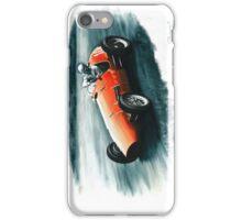 1952 Ferrari 500 F2 iPhone Case/Skin
