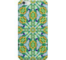 Cute Kaleidoscope Pattern iPhone Case/Skin