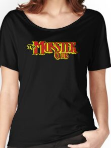 The Monster Club Women's Relaxed Fit T-Shirt