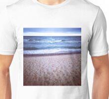 Stormy Lake Superior Shore Unisex T-Shirt