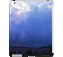 Thunder Clouds iPad Case/Skin