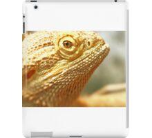 Bearded Dragon (Lizard) - Spike iPad Case/Skin