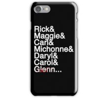 Glenn... iPhone Case/Skin