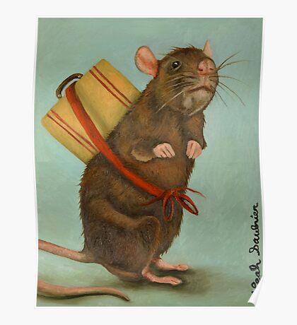 Pack Rat Poster