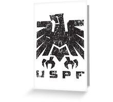 USPF Greeting Card