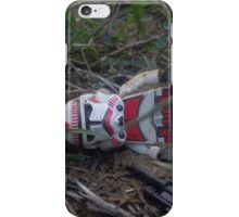 Down and out 2 iPhone Case/Skin
