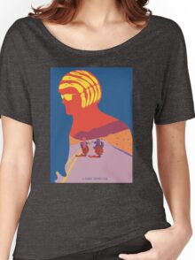 Easy Rider Movie Poster Women's Relaxed Fit T-Shirt