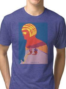 Easy Rider Movie Poster Tri-blend T-Shirt