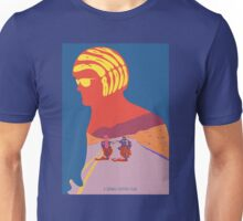 Easy Rider Psychedelic Movie Poster Unisex T-Shirt
