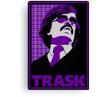 TRASK Canvas Print